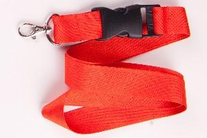 20-unbedruckte-Schluesselbaender-Lanyards-25mm-freie-Farbwahl-Schluesselband